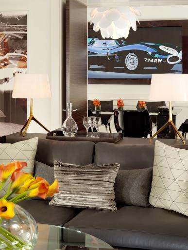 Jaguar Suite Dining Room