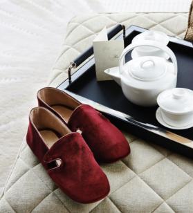 Beatrix Ong bespoke slippers