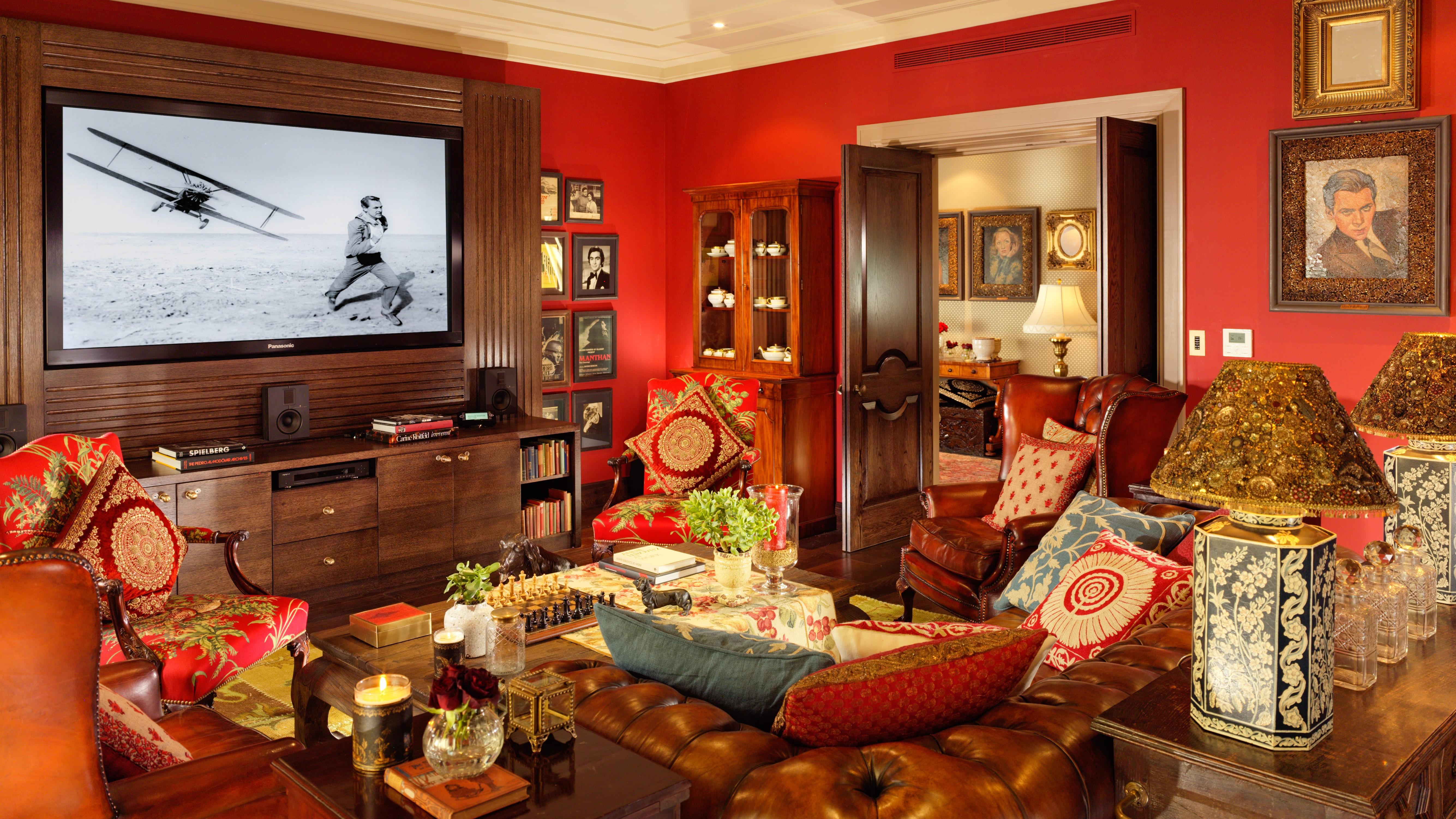 0.3 Cinema Suite - Living Room Tv view